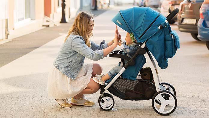 W czym wozić dziecko
