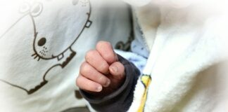 materac dla noworodka